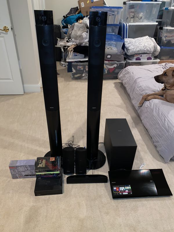 Sony Blu-Ray Speaker System