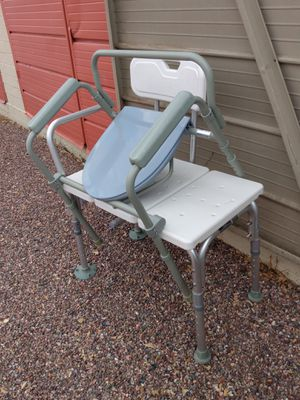 Clean Shower/ Tub bench & Bed side chair for Sale in Payson, AZ