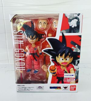 Son Goku Bundle Interchangeable Figure Dragon Ball Z Figuarts Figurine for Sale in Miami, FL