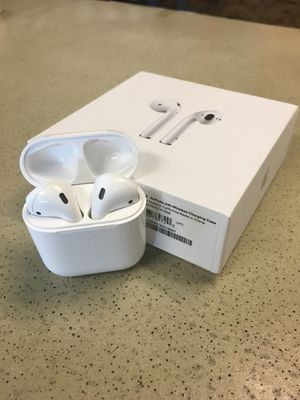 AirPods Gen 2 (Original white) Not Apple - High quality for Sale in Hesperia, CA