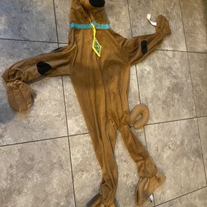 Scooby Doo Costume Size Medium (kids 8-10) Super Nice (hole In Crotch) for Sale in Phoenix, AZ