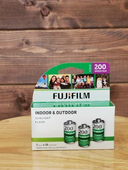 Fuji Superia XTRA 200 35mm Film for Camera Fujifilm for Sale in Los Angeles,  CA