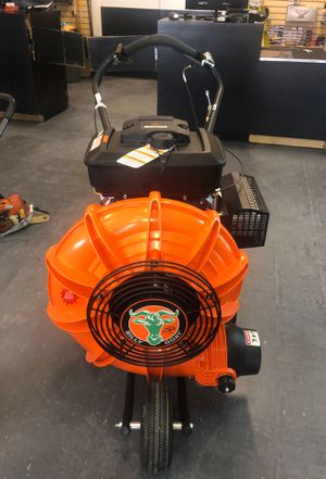 New vanguard Billy Goat Leaf blower commercial Power !$1,999.99 for Sale in Orlando, FL