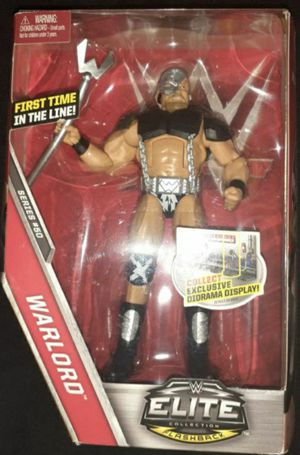 WWE Warlord Elite for Sale in Upland, CA