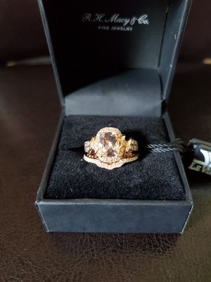 LeVian Semi-Precious Peach Stone Ring for Sale in Kissimmee, FL