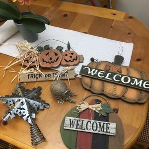 Fall Holiday decor - Free for Sale in Los Angeles, CA