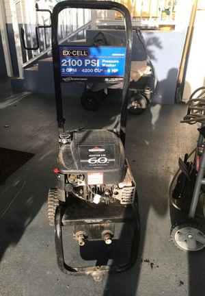6 hp pressure washer for Sale in Delray Beach, FL