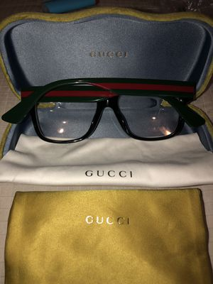 Authentic Gucci Glasses!! (Brand New!) for Sale in Sacramento, CA