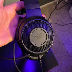 Razer Kraken X Headset for Sale in Corona, CA
