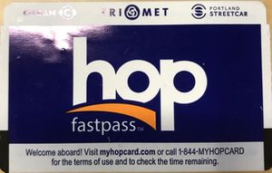 Hop pass 4 books - Trimet for Sale in Gresham, OR