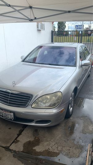 Mercedes s430 2004 for Sale in Fresno, CA