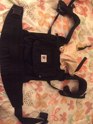 Ergo Baby Carrier (black) for Sale in Takoma Park, MD
