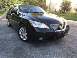 2009 Lexus ES 350 : Black on Black Cold AC for Sale in Brentwood, MD