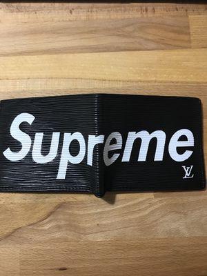 Supreme Wallet Black for Sale in Miami, FL