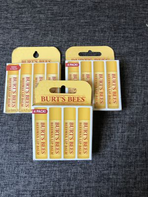 Burts bees chapstick for Sale in Socorro, TX