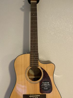 Fender Electric Acoustic for Sale in Tempe, AZ