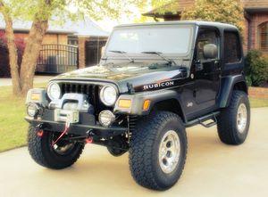 2004 No Accidents Jeep Wrangler Rubicon for Sale in Greensboro, NC