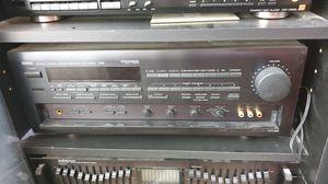 Sony/Yamaha Audio equipment and shelf for Sale in Thornton, CO