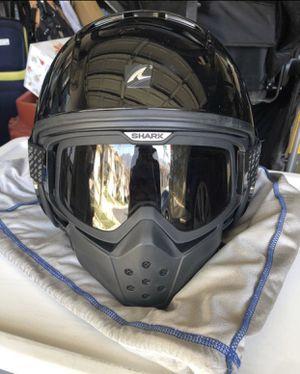 Shark Full Face Helmet Drak for Sale in Corona, CA