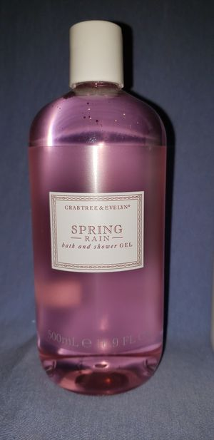 NEW* Crabtree & Evelyn Spring Rain Shower Gel for Sale in Columbus, OH