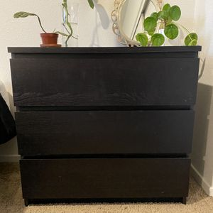 *** PENDING*** Ikea Malm 3 Drawer Dresser for Sale in San Diego, CA