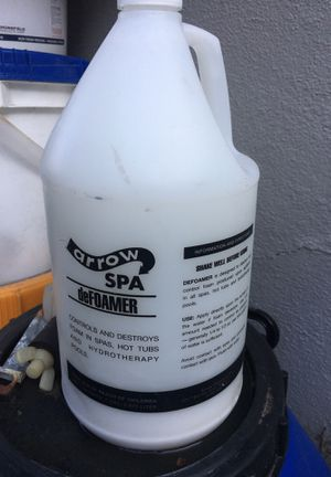 Spa deformed 1 gal for Sale in Los Angeles, CA