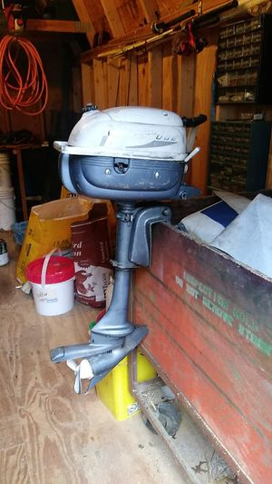 Evinrude 3hp for Sale in Cleveland, TN