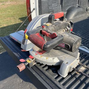 Craftsman Miter Box for Sale in Trenton, NJ