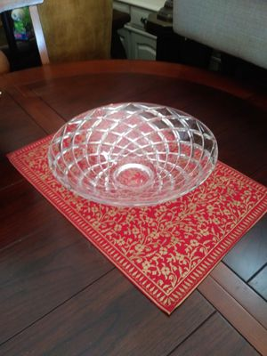 Crystal bowl for Sale in Los Angeles, CA