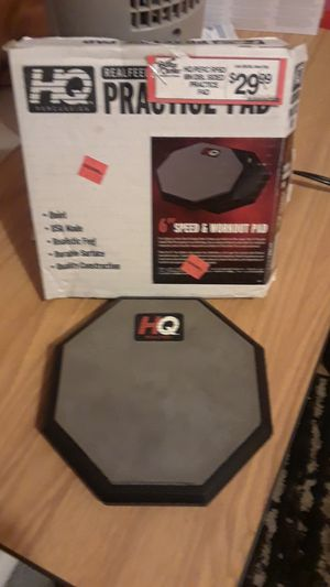 HQ PERCUSSION DRUM PAD for Sale in Montrose, CO