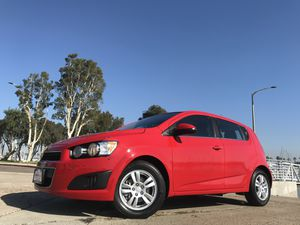 2013 Chevy Sonic for Sale in Chula Vista, CA