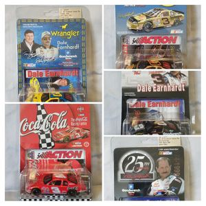 Dale Earnhardt Action 1:64 scale Diecast lot for Sale in Parkersburg, WV