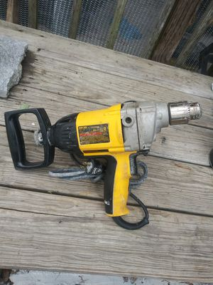 Drill 1/2. Mixer Dewalt. $120 obo for Sale in Houston, TX