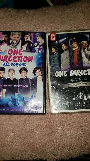 One Direction dvds for Sale in Phoenix, AZ