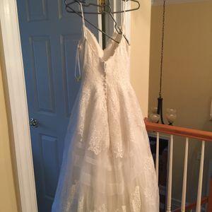 Wedding Dress for Sale in Gaithersburg, MD
