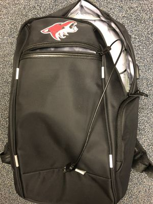 New Coyotes Gym bag or hiking backpack for Sale in Glendale, AZ