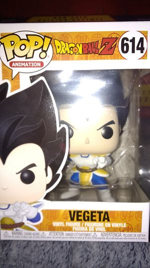 Vegeta Funko pop for Sale in Tolleson, AZ