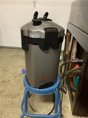 100 GALLON MARINELAND CANISTER FILTER OFFER! for Sale in Vallejo, CA