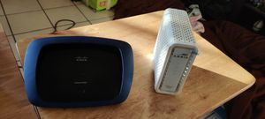 Cable modem /Wi-Fi router for Sale in Cudahy, CA