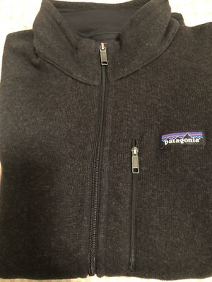 Patagonia men's large winter jacket for Sale in Edmonds, WA
