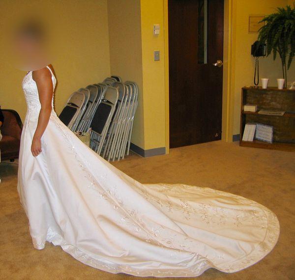 Boutique Wedding Gown