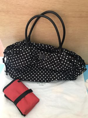 Kate spade diaper bag with changing pad for Sale in Weymouth, MA