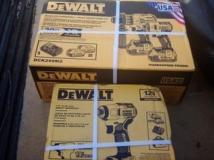 Brand new hammer drill and two impacts for Sale in Antioch, CA