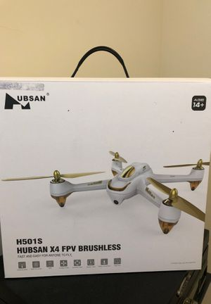 Drone (Hubsan H501S) for Sale in Brandywine, MD