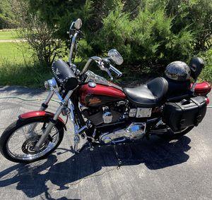 2001 Harley Davidson Dyna Wide Glide for Sale in Danville, GA