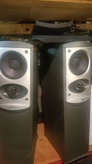 Bose Tower speakers for Sale in Cicero, IL