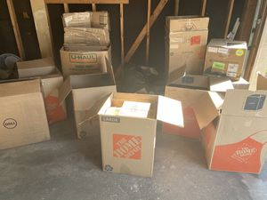 FREE MOVING BOXES, DTC AREA for Sale in Englewood, CO