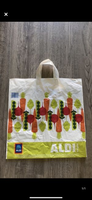 FREE aldi plastic bags for Sale in East Liberty, PA