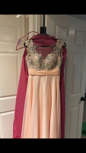 Prom dress, size xs, fits a 2/4 for Sale in Vancouver, WA