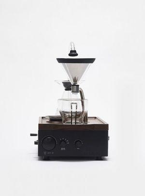 Barisieur The Tea & Coffee-Brewing Alarm Clock(black) for Sale in Pasadena, CA